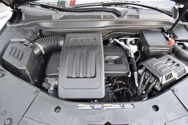 2016 Chevrolet Equinox LT Richmond Hill, New York 4