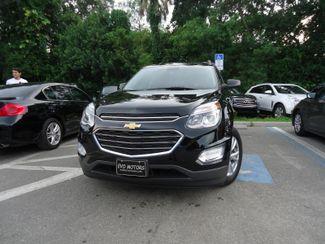 2016 Chevrolet Equinox LT SEFFNER, Florida 5