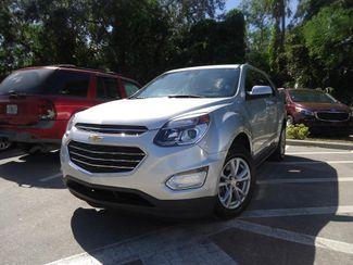 2016 Chevrolet Equinox LT. HTD SEATS SEFFNER, Florida