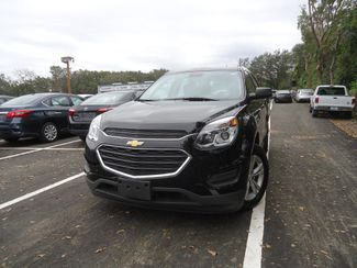 2016 Chevrolet Equinox LS SEFFNER, Florida 4