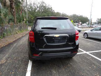 2016 Chevrolet Equinox LS SEFFNER, Florida 8