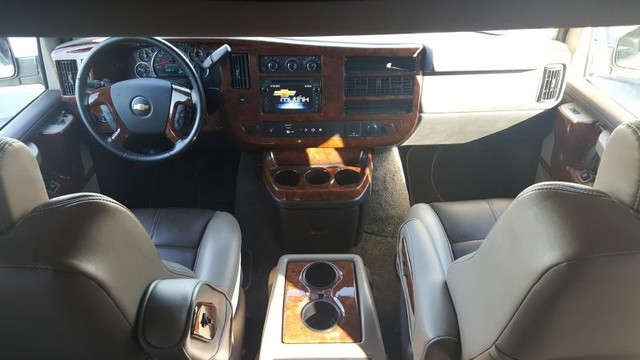 2016 Chevrolet EXPLORER CUSTOM CONVERSION CUSTOM CONVERSION Richmond, Virginia 27