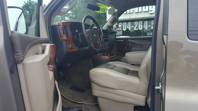 2016 Chevrolet EXPLORER CUSTOM CONVERSION CUSTOM CONVERSION Richmond, Virginia 7
