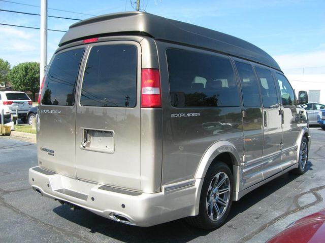 2016 Chevrolet EXPLORER CUSTOM CONVERSION Richmond, Virginia 5