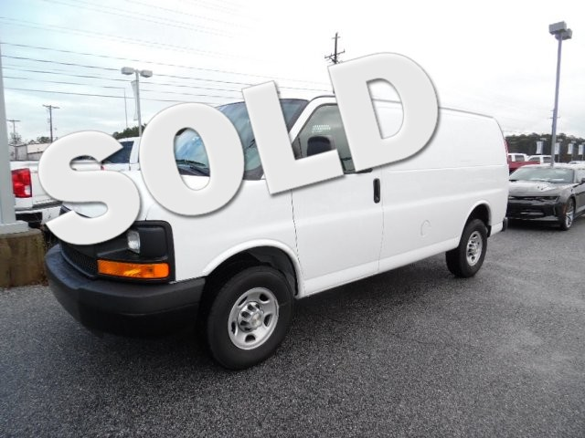 2016 Chevrolet Express Cargo Van  VIN 1GCWGAFF0G1177935 k miles  Anti-Theft Power Locks Powe