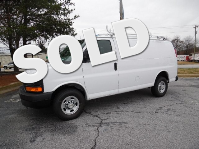 2016 Chevrolet Express Cargo Van  VIN 1GCWGAFF7G1187586 k miles  Anti-Theft Power Locks Powe