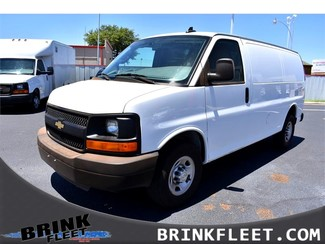 2016 Chevrolet Express Cargo Van RWD 2500 135 | Lubbock, TX | Brink Fleet in Lubbock TX