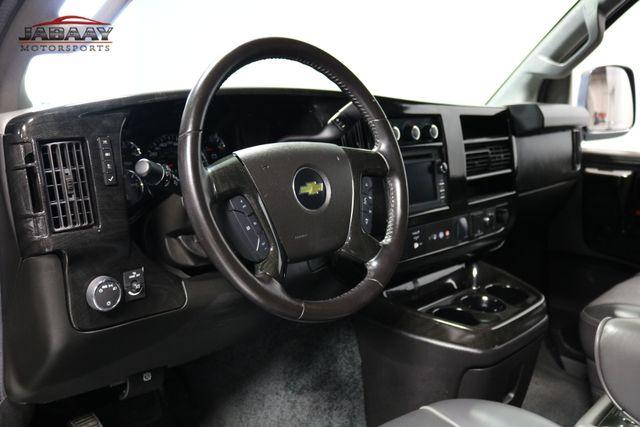 2016 Chevrolet Express Cargo Van Merrillville, Indiana 9