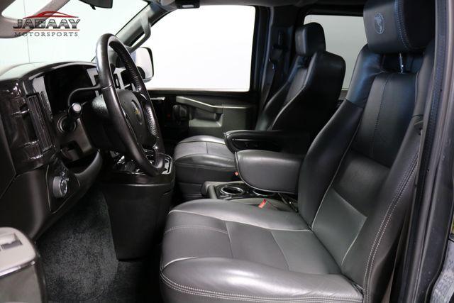 2016 Chevrolet Express Cargo Van Merrillville, Indiana 10