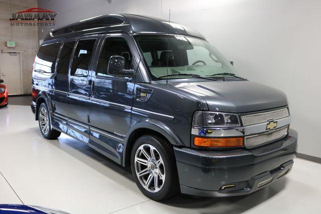 2016 Chevrolet Express Cargo Van Merrillville, Indiana 6