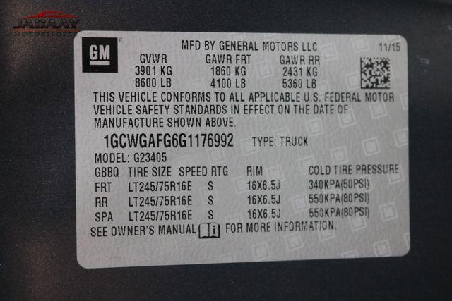 2016 Chevrolet Express Cargo Van Merrillville, Indiana 48