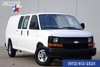 2016 Chevrolet Cargo Van 2500 Warranty Clean Carfax One Owner