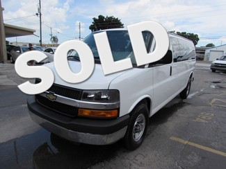 2016 Chevrolet Express Passenger in Clearwater Florida
