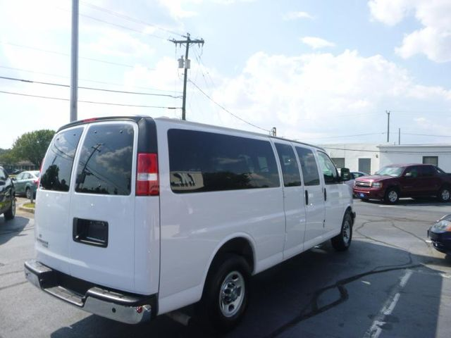 2016 Chevrolet Express Passenger LT Richmond, Virginia 2