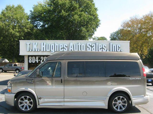 2016 Chevrolet Express Passenger Van Conversion Richmond, Virginia 0