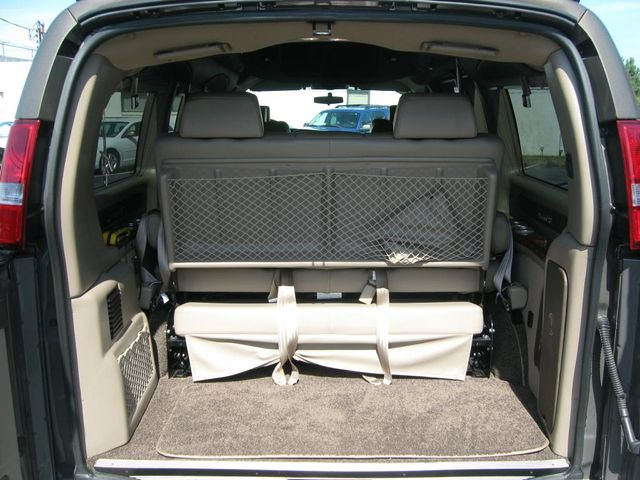 2016 Chevrolet Express Passenger Van Conversion Richmond, Virginia 23