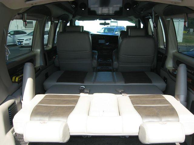 2016 Chevrolet Express Passenger Van Conversion Richmond, Virginia 24