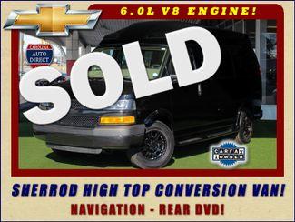 2016 Chevrolet Express Van 2500 SHERROD HIGH TOP CONVERSION VAN Mooresville , NC