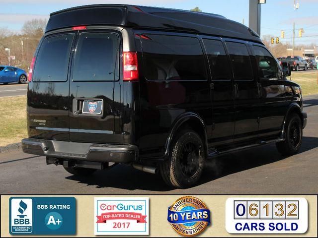 2016 Chevrolet Express Van 2500 SHERROD HIGH TOP CONVERSION VAN Mooresville , NC 2