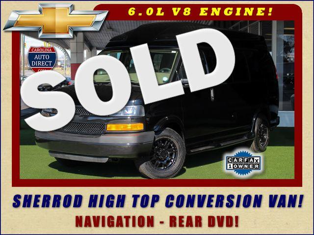 2016 Chevrolet Express Van 2500 SHERROD HIGH TOP CONVERSION VAN Mooresville , NC 0