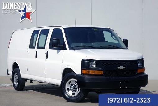 2016 Chevrolet G2500 Vans