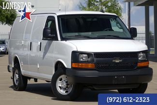 2016 Chevrolet G2500 Van Express Clean Carfax in Plano Texas, 75093