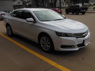 2016 Chevrolet Impala LT Clinton, Iowa 1