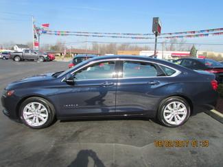 2016 Chevrolet Impala LT Fremont, Ohio 2