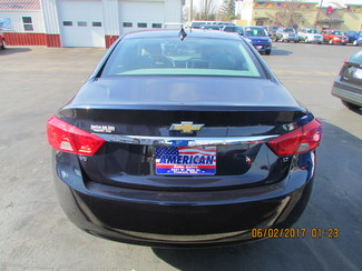 2016 Chevrolet Impala LT Fremont, Ohio 4