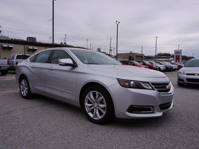 2016 Chevrolet Impala LT Harrison, Arkansas 3