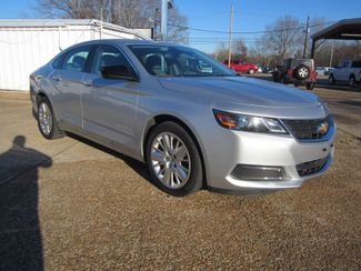 2016 Chevrolet Impala LS Houston, Mississippi 1