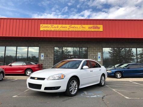 2016 Chevrolet Impala Limited LTZ in Charlotte, NC