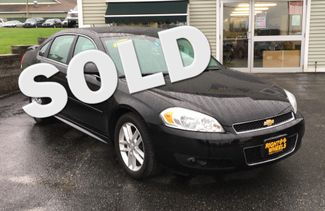 2016 Chevrolet Impala Limited in Derby, Vermont