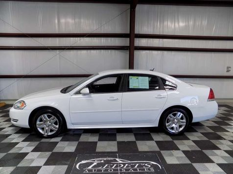 2016 Chevrolet Impala Limited LT - Ledet's Auto Sales Gonzales_state_zip in Gonzales, Louisiana