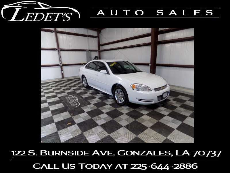 2016 Chevrolet Impala Limited LT - Ledet's Auto Sales Gonzales_state_zip in Gonzales Louisiana