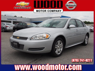 2016 Chevrolet Impala Limited LT Harrison, Arkansas