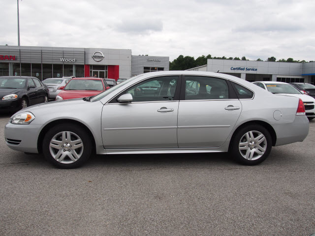 2016 Chevrolet Impala Limited LT Harrison, Arkansas 1