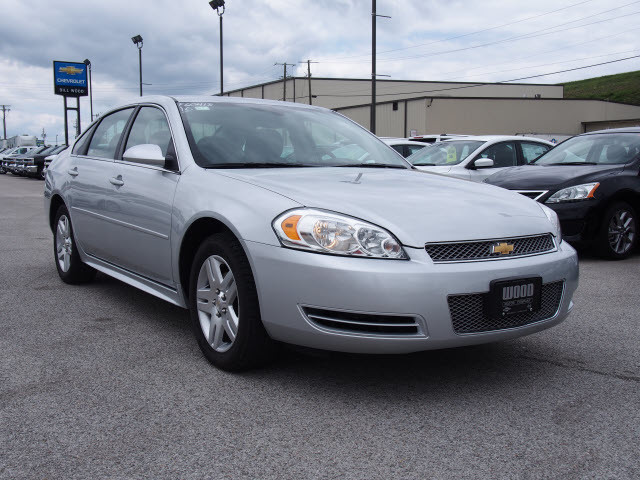 2016 Chevrolet Impala Limited LT Harrison, Arkansas 5