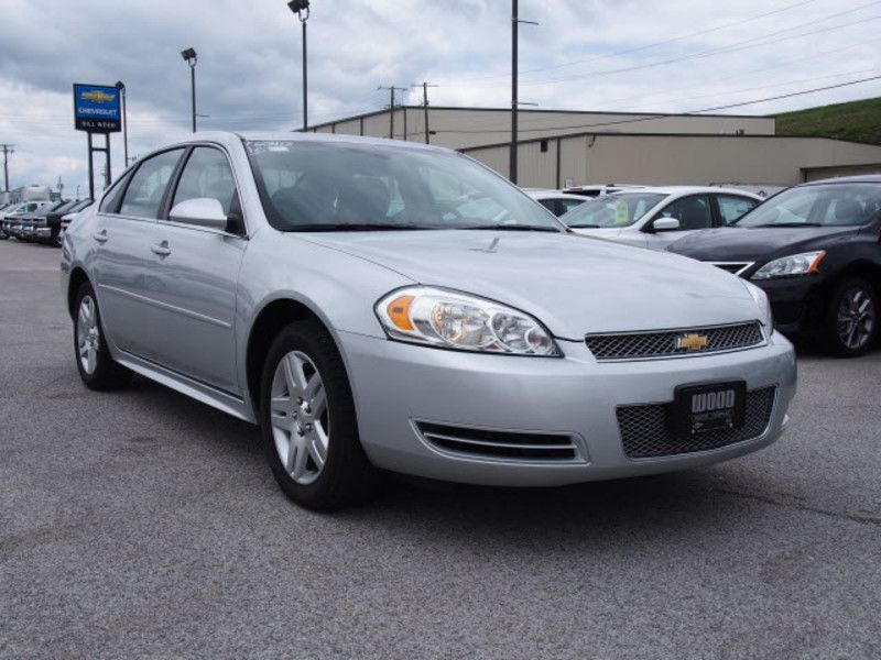 2016 Chevrolet Impala Limited LT  city Arkansas  Wood Motor Company  in , Arkansas