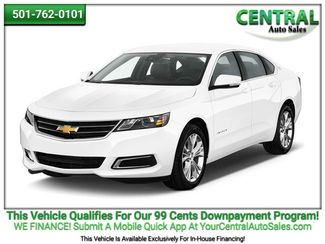 2016 Chevrolet Impala Limited LTZ | Hot Springs, AR | Central Auto Sales in Hot Springs AR