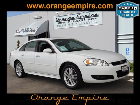 2016 Chevrolet Impala Limited LTZ in Orange, CA