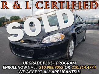 2016 Chevrolet Impala Limited LTZ San Antonio, TX