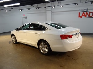 2016 Chevrolet Impala LS Little Rock, Arkansas 4