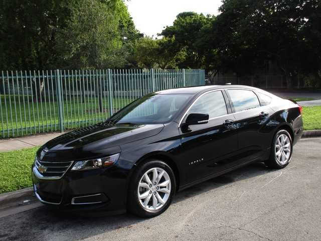 2016 Chevrolet Impala LT Come and visit us at oceanautosalescom for our expanded inventoryThis o