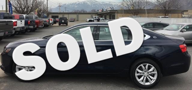 2016 Chevrolet Impala LT Ogden, Utah 0