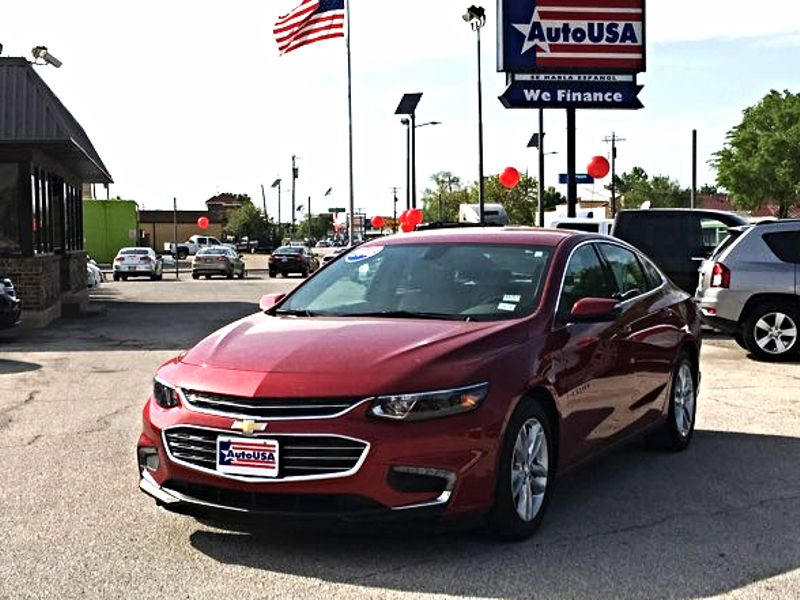 2016 Chevrolet Malibu LT Cam R-ST | Irving, Texas | Auto USA in Irving Texas