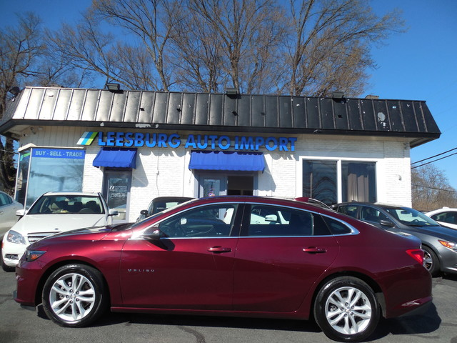 2016 Chevrolet Malibu LT Leesburg, Virginia 3