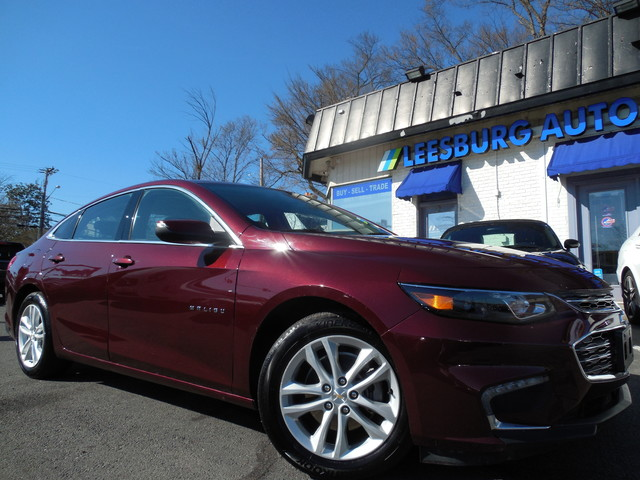 2016 Chevrolet Malibu LT Leesburg, Virginia 1