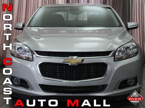 2016 Chevrolet Malibu Limited LTZ in Akron, OH