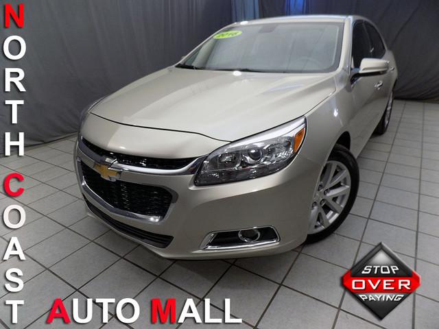 Used 2016 Chevrolet Malibu, $14993
